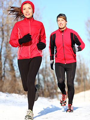 AFAS news winter running