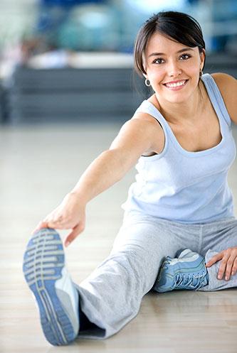 Keep Feet Safe At Gym New Year