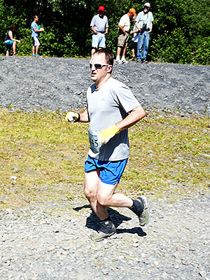 Dr. Kern tackles Mt Marathon