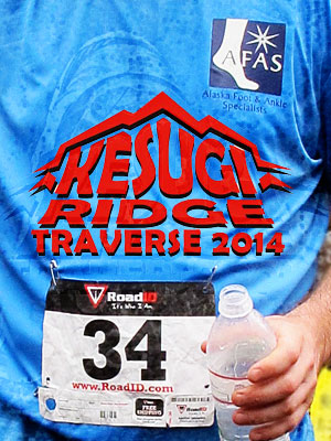 2014 Kesugi Ridge Traverse article